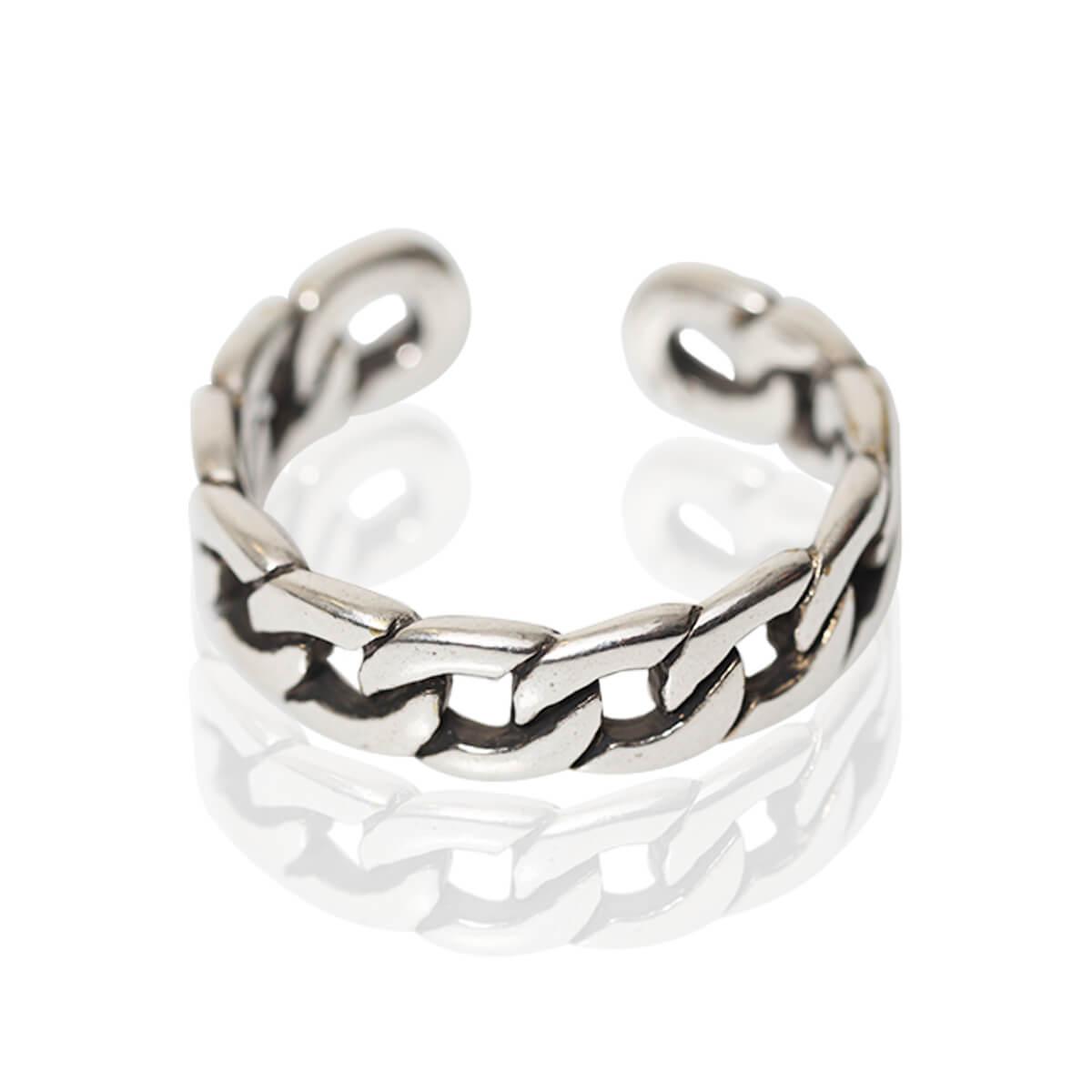 טבעת גורמט כסף 925