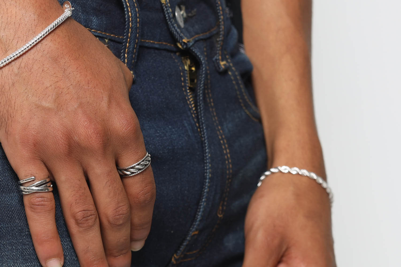 טבעת צמה